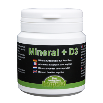 Mineral & D3 100g